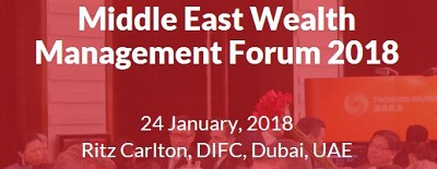 Hubbis - Middle East Wealth Management Forum 2018